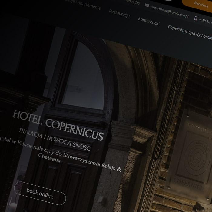 WWW HOTEL COPERNICUS