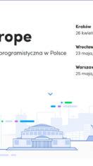 Code Europe – Największa konferencja programistyczna w Polsce