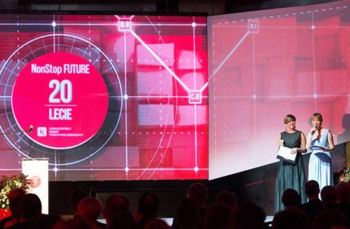Byliśmy na gali: NonStop FUTURE 20-lecie Krakowskiego Parku Technologicznego