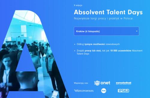 X edycja Absolvent Talent Days