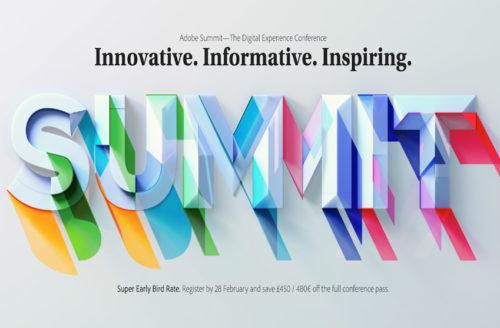 Jedziemy na Adobe Summit – The Digital Experience Conference