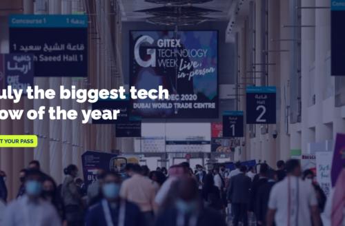 W dniach 17-21 października 2021 jesteśmy na GITEX Technology Week 2021 w Dubaju
